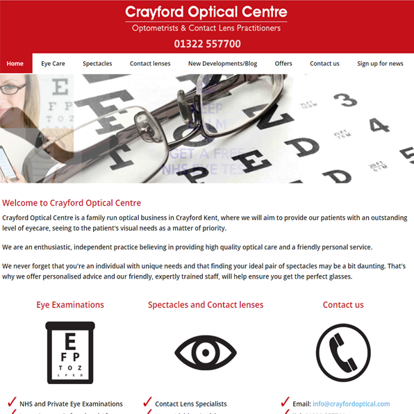 Crayford Optical