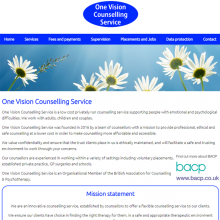 One Vision Counselling Service